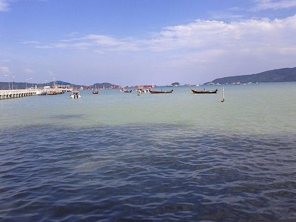 Chalong-Pier