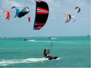 Kite Surfing in Phuket