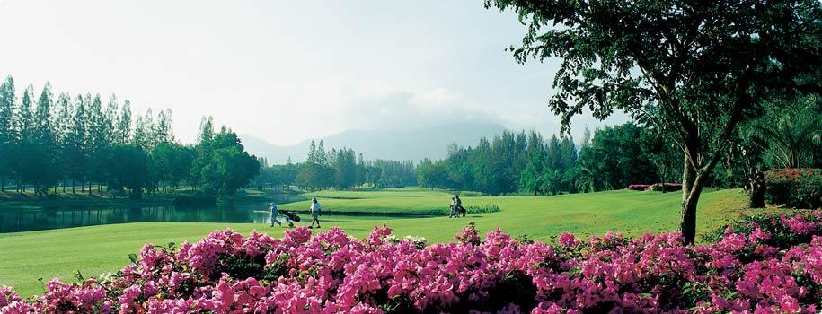 Phuket Golf Courses
