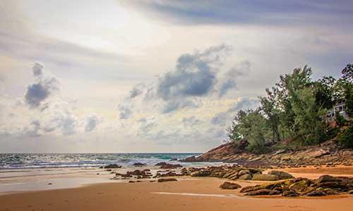 Nai thon beach phuket