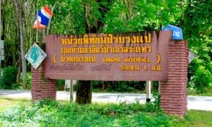 Phuket Waterfalls - 10