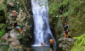 Phuket Waterfalls - bang pare