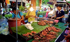 patong  fresh market phuket Banzaan Fresh Market