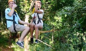flying hanuman phuket Patong Beach Activities
