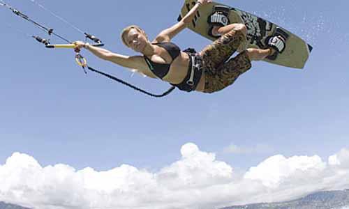 kite surfing phuket