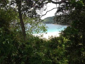 nai harn beach viewpoint