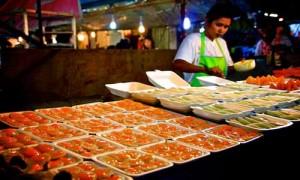 phuket weekend market Naka Weekend Market