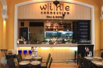 patong restaurants wine connection phuket