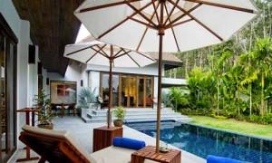 Pool Villa nai harn rental