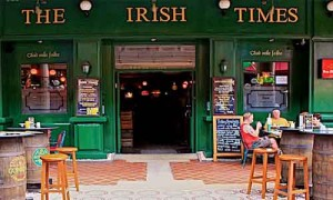 the irish times pub restaurants phuket patong 1