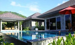 villa for rent nai yang